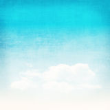 Grunge abstract sky background Royalty Free Stock Image