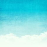 Grunge abstract sky background Royalty Free Stock Photos