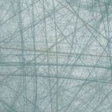 Grunge abstract square gray pattern. On white background. Rough noise design Stock Image