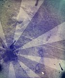 Grunge abstract textured collage Stock Photo