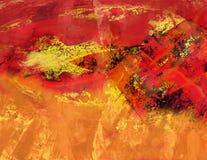 Grunge abstract textured digital mixed media Stock Photo