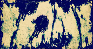 Grunge abstraction. Grunge landscaped abstraction close up royalty free stock images