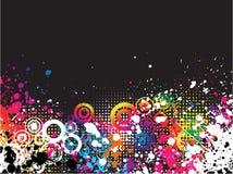 Grunge abstraite Photos libres de droits