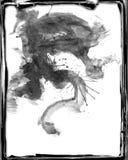 grunge abstraite de backgrund Image libre de droits