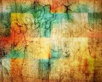 grunge abstraite de fond Images stock
