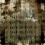 grunge abstrakcjonistyczna tekstura Obrazy Stock