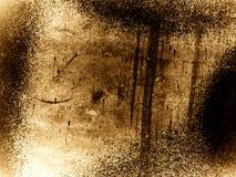 grunge abstrakcjonistyczna tekstura Fotografia Royalty Free