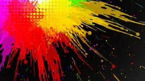 grunge abstrakcyjne tła wektora Fotografia Royalty Free