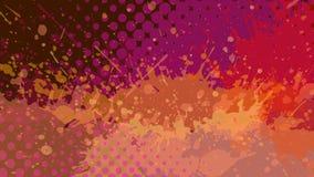 grunge abstrakcyjne tła wektora Obrazy Royalty Free