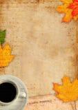Grunge abstrakt bakgrund Royaltyfria Bilder