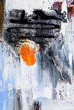 Grunge abstrakta tekstura Obrazy Royalty Free