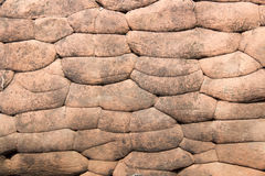 Grunge abstrakta wzoru piaskowcowy tło Zdjęcie Royalty Free