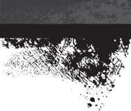 Grunge abstrakter Hintergrund stock abbildung