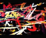 Grunge abstrakter Hintergrund Lizenzfreies Stockfoto