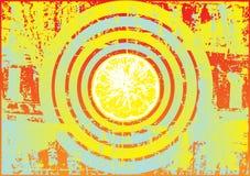 Grunge abstrakter Hintergrund Lizenzfreie Stockfotos