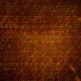 Grunge abstrakter Hintergrund mit handwrite Text Lizenzfreie Stockfotos