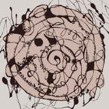 Grunge abstrato Ilustração do Vetor