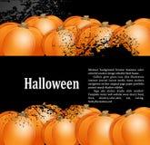 grunge achtergrond voor vakantie Halloween Royalty-vrije Stock Afbeeldingen