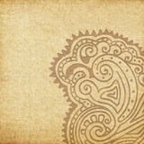 Grunge African Background Stock Images
