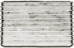 Grunge aged black and white background Stock Image