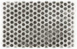 Grunge aged black and white background Stock Images