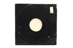 Grunge albumu winylowa pokrywa Zdjęcie Royalty Free