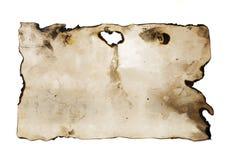 Grunge altes Papier stockfoto