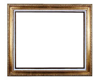 Grunge antique frame stock photos