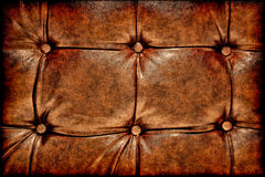 Grunge Antique Leather Background Royalty Free Stock Image