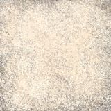 Grunge cream and light brown wall background Royalty Free Stock Photo