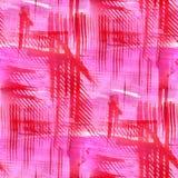 Grunge antyczny ornament rysuje usa czerwień, purpura Zdjęcia Royalty Free
