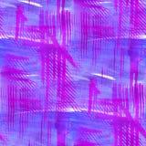 Grunge antyczny ornament rysuje usa czerwień, purpura Zdjęcia Stock
