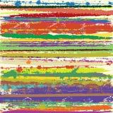 Grunge Art Abstraction ilustração stock