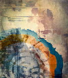 Grunge art background Stock Photos