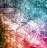 Grunge art background Stock Images