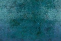 Grunge Art Background fino texturizado azul Imágenes de archivo libres de regalías