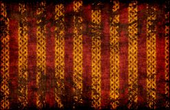 Grunge Artistic Background. Grunge Artistic Rock and Roll Background Art vector illustration