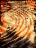 Grunge Artwasser Stockfoto
