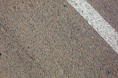Grunge asphalt road texture Stock Images