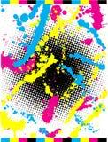 Grunge astratto illustrazione vettoriale