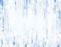 Grunge azul ilustração stock