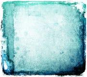 Grunge błękita tło Zdjęcia Royalty Free