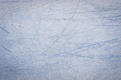 Grunge błękitna plastikowa tekstura Obraz Royalty Free
