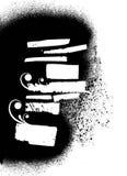 Grunge bacgkround vector Stock Image