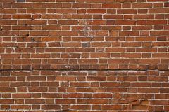 Grunge backdrop. Background of brick wall texture Stock Photography