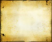 Grunge backdrop. Grungy, sepia toned, detailed backdrop;room for text or photos Stock Images