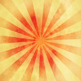Grunge backgrond sunburst vintage. With texture Royalty Free Stock Photo