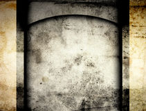 Grunge background. With shadows for layout and design stock illustration