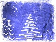 Grunge background. Grunge style christmas background Stock Photos