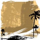 Grunge background. Grunge style background illustration wallpaper vector Stock Photography